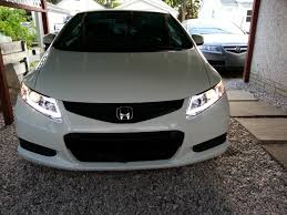 new projector headlights for all 9th civics page 5