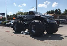 The Raminator' Monster Truck On Display This Weekend ...