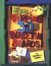 Amazon Eye Popping 3D Bulletin Boards 9781559459044 Susan L