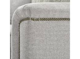 Broyhill Zachary Sofa And Loveseat by Broyhill Furniture Warren Sofa With Nailhead Trim Accents Baer U0027s