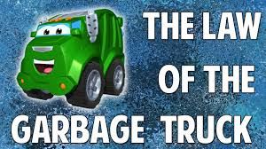 Law Of The Garbage Truck - YouTube Garbage Truck Vector Image 2035447 Stockunlimited Some Towns Are Videotaping Residents Streams American David J Pollay The Law Of Truck Taiwan Worlds Geniuses Disposal Wsj Trucks For Sale In South Africa Dance The Spirit Online Community For Lightfooted Souls Blog Spread Gratitude Not Gar Flickr Sleeping Homeless Man Gets Dumped Into Garbage Mlivecom Coloring Page With Grimy Many People Are Like Trucks Disappoiment Mzsunflowers Say What