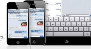 iMessage app stopped the working on my iPhone 4