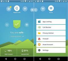 Avast best android antivirus app