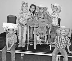 100 Heidi Mendoza BRUSH COUNTRY YOUTH RODEO ASSOCIATION AWARDS Pleasanton Express
