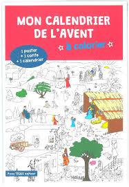 Kit Calendrier De LAvent Toga Un Renne à Noël La Fourmi Creative