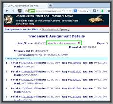 Uspto Help Desk Pct by What Uspto Should Do Make Patent Assignments Viewable Ant Like