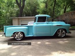 100 Big Chevy Truck 1957 Wheels Fresh Totally Custom 1957 Window