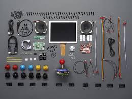 Diy Mame Cabinet Kit by Pimoroni Picade Cabinet Kit Pim105 Id 2706 239 95 Adafruit