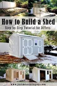 Arrow Shed Instructions 10 X 12 by Building A Complete Diy Workshop Walls Woodworking And Building