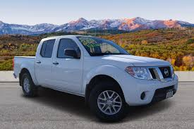 100 Trucks For Sale In Colorado Springs PreOwned 2018 Nissan Frontier SV V6 Crew Cab Pickup In
