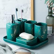 großhandel keramik badezimmer zubehör sets gunstig