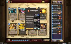 hearthpwn and innkeeper updates new deck tracking overlay deck