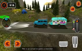 Camper Van Driving Truck 2018-Virtual Family Games For Android - APK ...