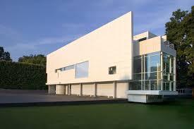 100 Richard Meier Homes AD Classics Rachofsky House Partners ArchDaily