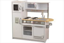 cuisine enfant 3 ans cuisine blanche en bois kidkraft 53384 kitchenette