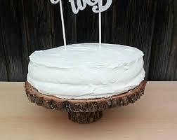 SALECake Stand 8 9 10 12 Cake Holderwood