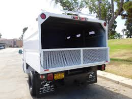 100 4x4 Dump Truck For Sale 1999 White D F450 Chipper With Low Miles