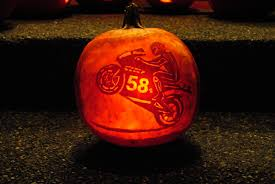 Dremel Drill Pumpkin Carving by Anyone Do Any Motorcycle Related Pumpkin Carving South Bay Riders