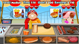 jeux cuisine bush stand hd free for android free on mobomarket