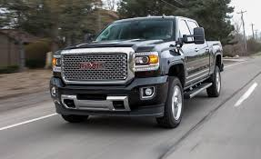 2017 GMC Sierra 2500 Heavy Duty - Trucks Reviews 2018 2019 Gmc Truck W61 370 Heavy Duty Sierra Hd News And Reviews Motor1com Pickups From Upgraded For 2016 Farm Industry Used 2013 2500hd Sale Pricing Features Edmunds 2017 Powerful Diesel Heavy Duty Pickup Trucks 2018 New 3500hd 4wd Crew Cab Long Box At Banks Lighthouse Buick Is A Morton Dealer New Car Allterrain Concept Auto Shows Car Driver Blog Engineers Are Never Satisfied 2015 3500 Beats Ford F350 Ram In Towing