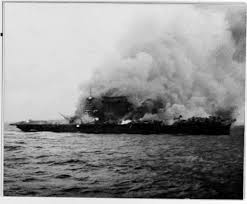 Uss Indianapolis Sinking Timeline by The End Of The Beginning Of The War In The Pacific U2013 The Battle Of