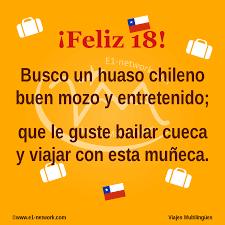 Feliz 18 Fiestaspatrias Chile Viaje Viajar Payas