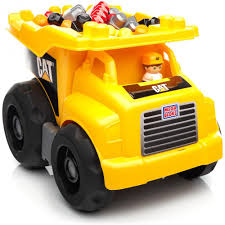 Mega Bloks CAT Dump Truck - Walmart.com Peterbilt 379exhd Dump Truck Sale And Craigslist Trucks For By Owner Shop Mega Bloks Cat Large Vehicle Free Shipping On Caterpillar Heavyduty Transporter New Cat Amazoncom Caterpillar Constructor Toys Games Mega From Youtube Heavyduty Transporter Check Out This Great Walmartcom Find More With Figure For Sale At Up To 90 Bloks Large Cat Dumper Truck In Blantyre Glasgow Gumtree