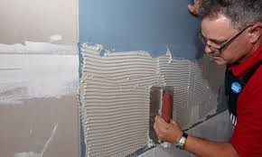 how to tile a bathroom wall bunnings warehouse