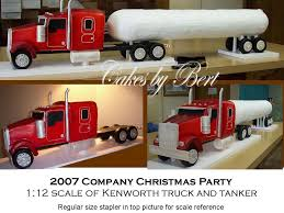 100 Kenworth Truck Company And Tanker Trailer Christmas Party