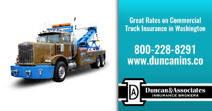 We Offer Great Rates On Commercial Truck Insurance In Washington ...