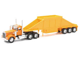100 Belly Dump Truck Amazoncom Kenworth W900 Diecast Replica