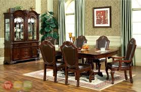 Dining Room Table And China Cabinet On Sets In Pertaining To With Decor