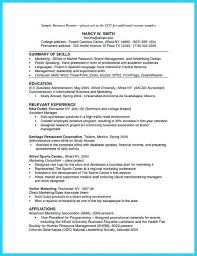 Vector Marketing Resume Example Automotive Business Manager