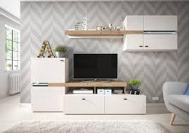 wohnwand jet anbauwand wohnzimmer möbel schrankwand modern farbauswahl