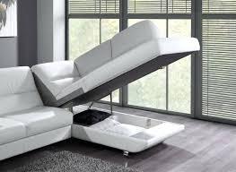 coffre canapé canape coffre de rangement canapac dangle convertible en simili avec