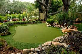 Scoring A Backyard Putting Green For Your Lancaster PA Home Artificial Putting Greens Field Of Green Grass Made Perfect Backyards Cool Backyard Synthetic Warehouse Little Bit Funky How To Make A Backyard Putting Green Diy Install Your Own L Turf Best 25 Ideas On Pinterest Outdoor Lake Shore Sport Court Building Golf Hgtv Neave Sports In Kansas City