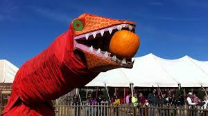 Bengtson Pumpkin Farm Chicago by The Pumpkin Eating Dinosaur Youtube