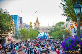 Anaheim Halloween Parade Time by Disneyland Resort Update The Return Of Halloween Time U2014 Westcoaster