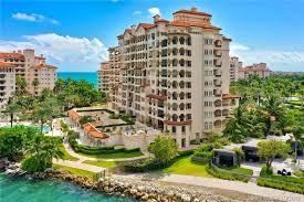 100 Palazzo Del Mare Fisher Island Apt 7151 For Sale In Miami Beach Florida