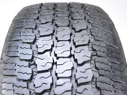 Used Goodyear Wrangler All-Terrain Adventure With Kevlar, 275/55R20 ...
