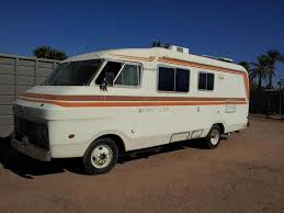70s ERA Motorhome Cummins Swap