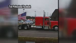 100 Tow Truck Driver Requirements Truck Drivers Hold Rally To Raise Awareness Of Move Over Law