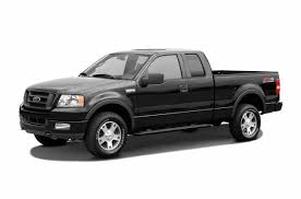 100 2007 Ford Truck F150 STX 4x4 Super Cab Flareside 65 Ft Box 145 In WB