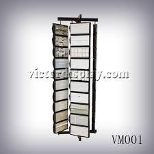 vm001 mosaic tiles display rack