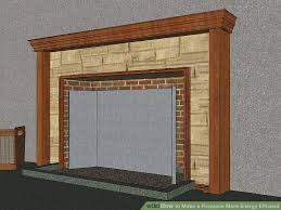 How To Put In A Gas Fireplace by How To Make A Fireplace More Energy Efficient 4 Steps
