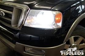 2004-08 CREE LED Head Light Kit - F150LEDs.com 2007 Ford F150 Upgrades Euro Headlights And Tail Lights Truckin Oracle 8898 Gmc Sierra Led Halo Rings Bulbs Ledconcepts 1 Projector Angel Eyes 2342005dodgerampickupbixenonhidretrofitledhalo Custom Silverado By Obsessive Lighting Youtube 4x6 Sealed Beam To Headlight Cversion Hid Kit Pros 201518 Cree F150ledscom 661977 Bronco Headlightsbrongraveyardcom Autosport Plus Canton Ohio 2015 Headlights Custom W Wiring Harness Cheap Smoked Headlights Blinkers And Corners For That Custom Black 200408 Head Light