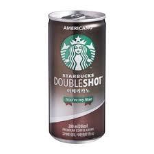 Starbucks Doubleshot Americano