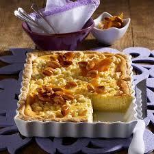 streusel käse kuchen mit mandeln