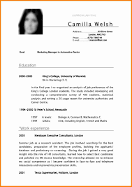 Curriculum Vitae English Example Freelance Translator Resume Samples And Templates Visualcv Blog Ingrid French Management Scholarship Template Complete Guide 20 Examples French Example Fresh Translate Cv From English To Hostess Sample Expert Writing Tips Genius Curriculum Vitae Jeanmarc Imele 15 Rumes Center For Career Professional Development Quackenbush Resume As A Second Or Foreign Language Formal Letter Format Layout Tutor Cover Letter Schgen Visa Application The French Prmie Cv Vs American Rsum Wikipedia