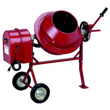 100 Cement Truck Capacity Portable Electric Mixer 114 Cubic Ft